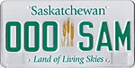 Saskatchewan 2016 Sample License Plate.jpg